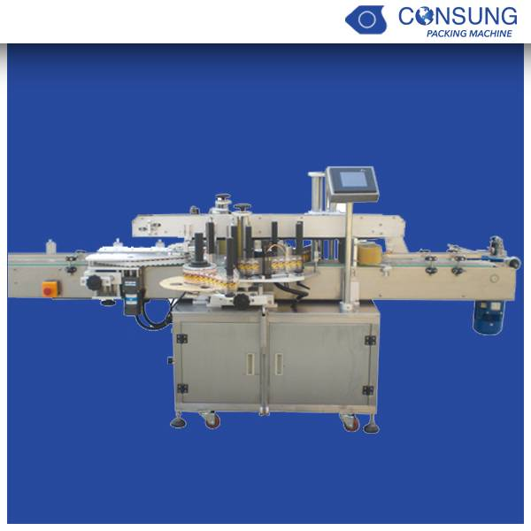 Full automactic high quality stick labeling machine