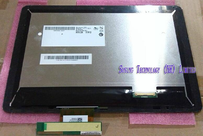 For Acer Iconia Tab A210 A211 assembly B101EVT05.0 Lcd Displays with touch Screen