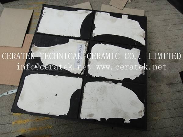 ceramic rubber liner