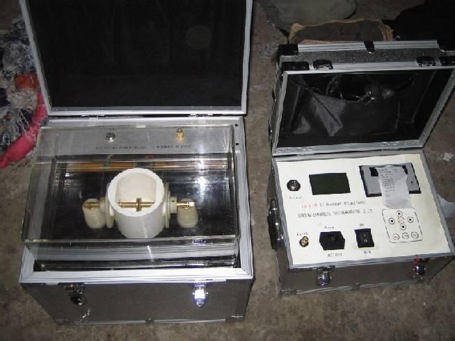 Transformer Oil Breakdown Voltage Tester