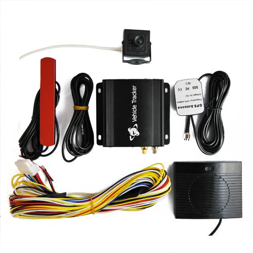 GPS advanced vehicle car tracker with RFID driver identification and alcohol sensor PT600X-1