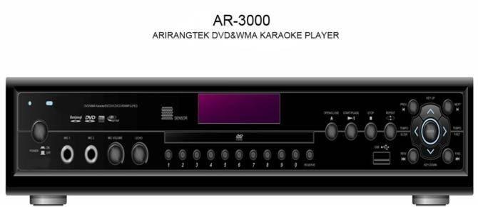 MIDI karaoke player