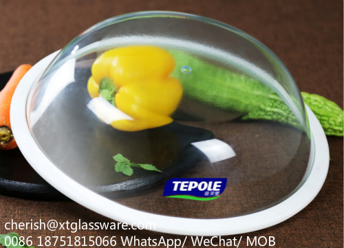 Tempered Glass Lid For Cookware Pot Lid Pan Lid