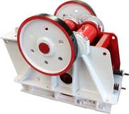 2014 hot sale single stage jaw crusher
