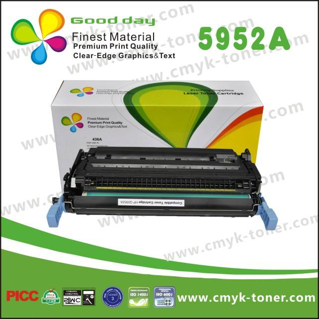 HP 5952A Printer toner cartridge,Universal Model HP Color LaserJet 4700