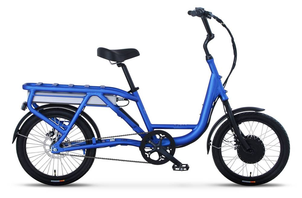 48V Electric Bike TDN03Z-NEW