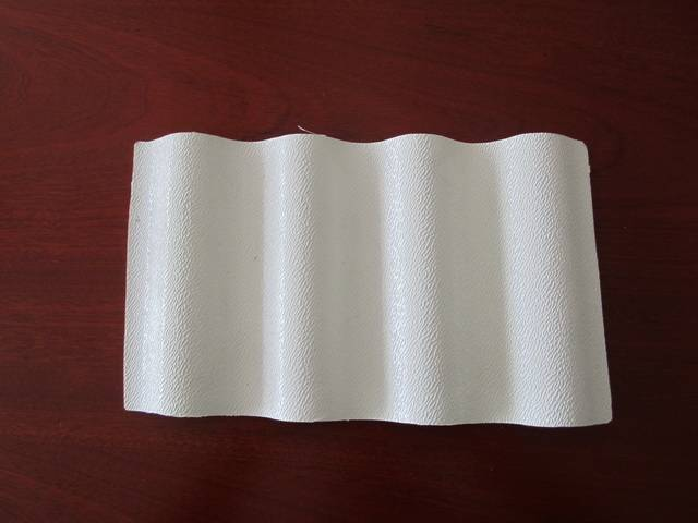Synthetic roofing shingles, Synthetic resin roof tile