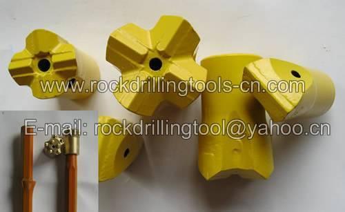 Taper Drill Rods