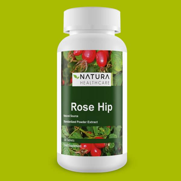 Rosehip extract caps