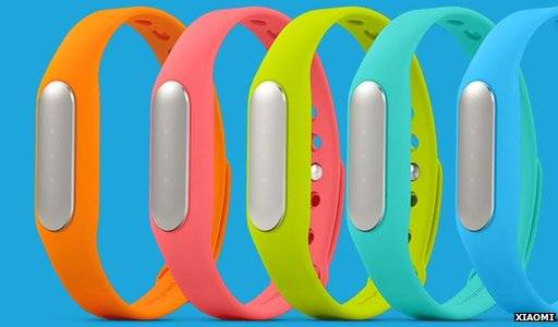 Xiaomi Miband Sports Watch Bracelet On Wrist For Android Smart Phone Bluetooth Waterprrof Watch
