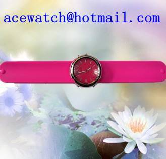 silicone watch silica gel wristwatches F