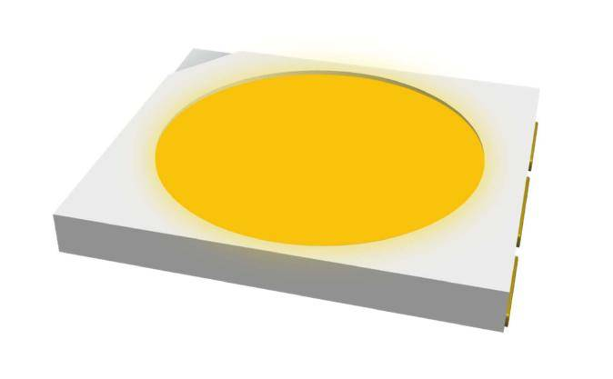 [SMD] Top view LED package - S5556 Series (0.5W) - 5450/5050 Slug 6pin (white)