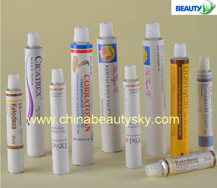 Hot Sale Pharmaceutical Packaging Tubes