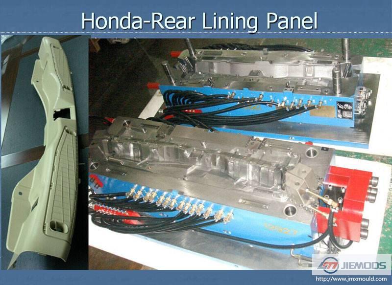 HASCO Standard Custom Automotive Mould for European Honda