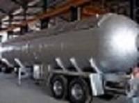 Lpg Transport Tank