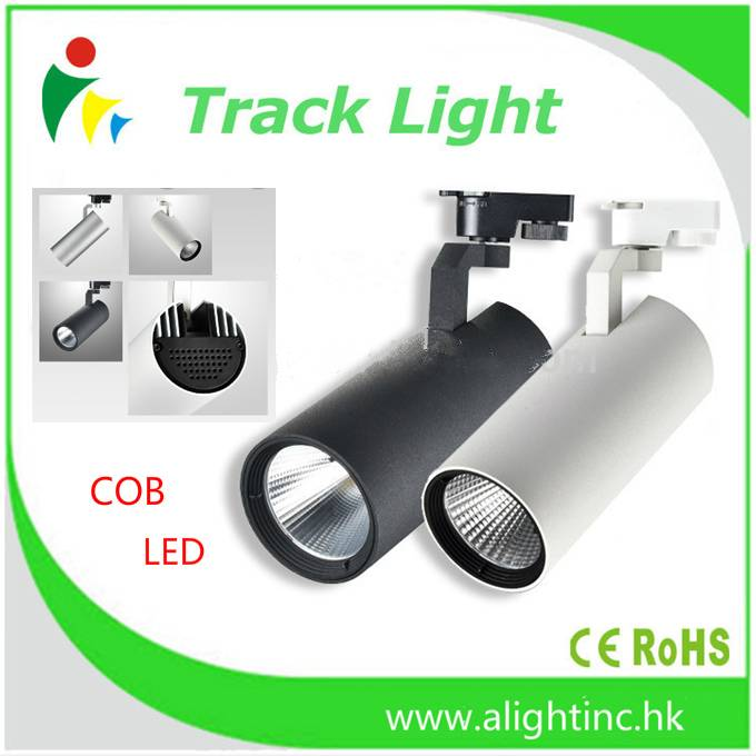High lumen Cree COB LED Track Light 25W/28W led wall lights