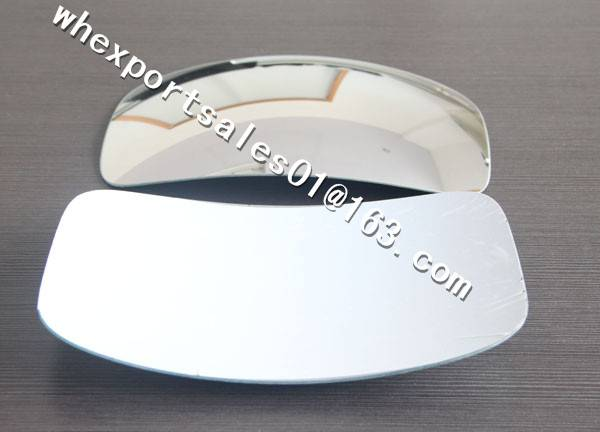 Aluminum Plating Car Mirror Glass