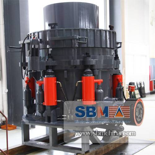 Cone Crusher With High-efficiency (new product)