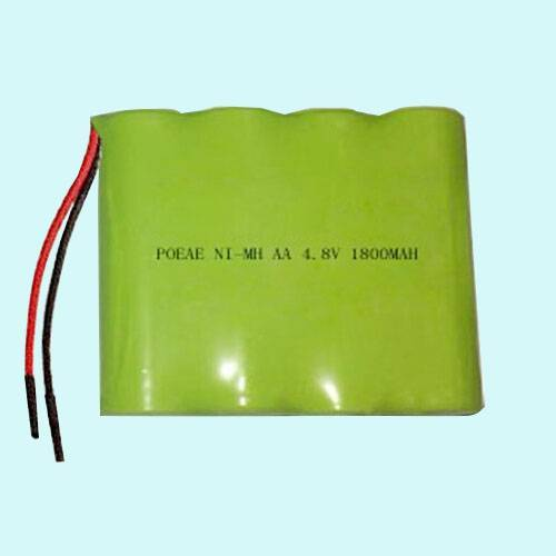 NI-MH Battery 4.8V 1800MAH