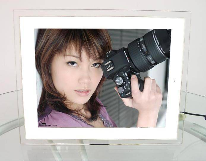 Digital photo frame DPF-121A