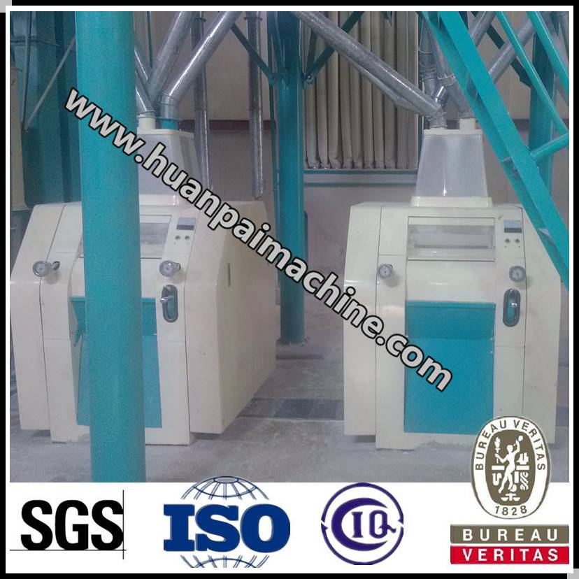 wheat milling machine