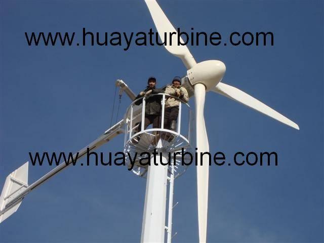 10k wind turbine generator