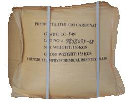 High Purity Lithium Carbonate