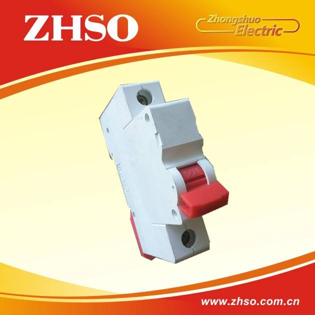 C45-S/1P mini circuit breaker