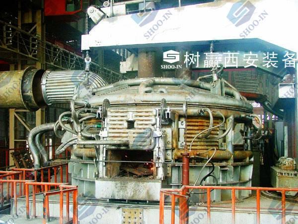 SH steelmaking electric arc furnace