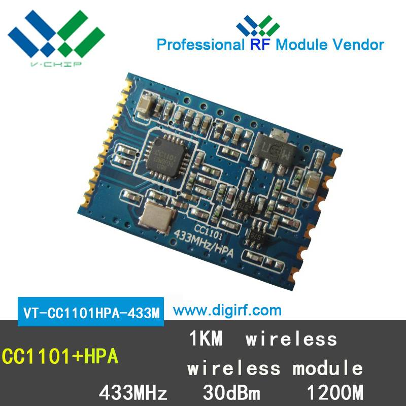 wireless module CC1101