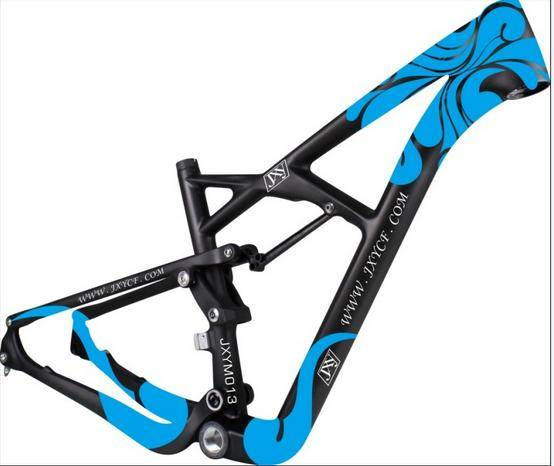 Carbon Bicycle Frame/29er Full Suspension Bicycle Frame