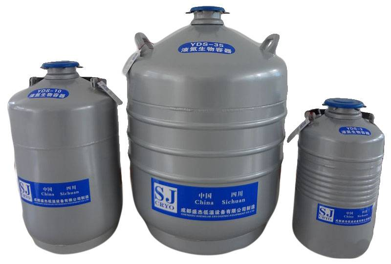 Liquid Nitrogen Container, Dewar Flask, cryogenic container,liquid nitrogen tank