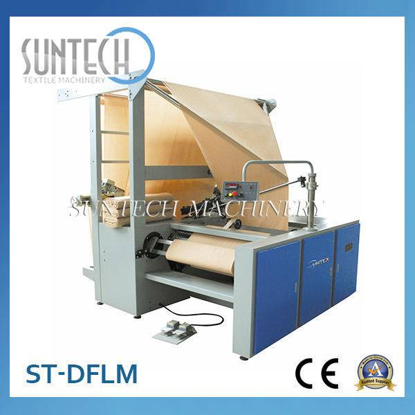 Low Price Double Folding & Lapping Machine(Double folding on paper/wood board)