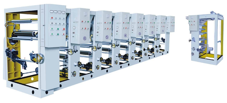 Gravure Printing Machine (PRT600-1200A)