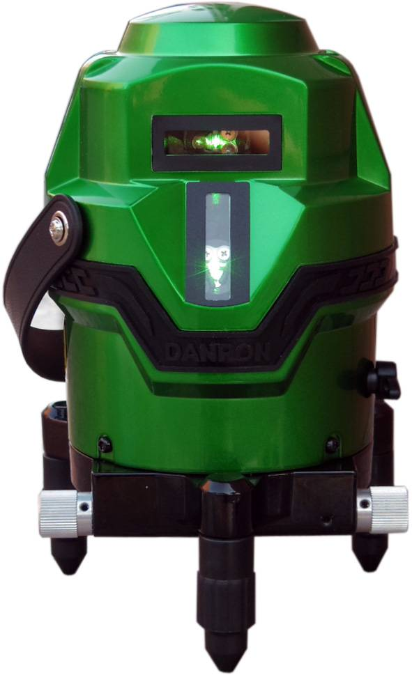 Danpon green four lines laser level VH828