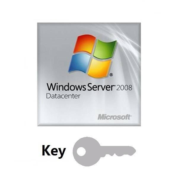 Microsoft Windows Server 2008 DataCenter Key