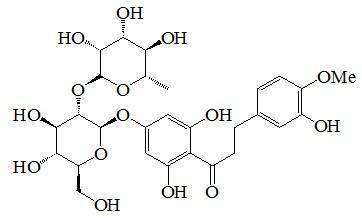 Neohespridin dihydrochalcone