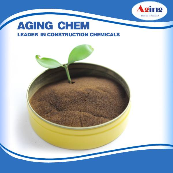 sodium lignosulphonate MN-1 concrete admixture