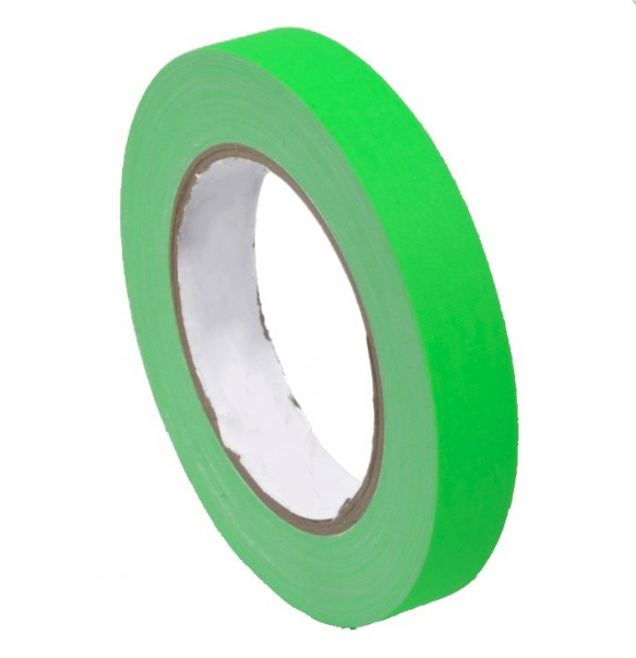 Bright Green and Blue Tape