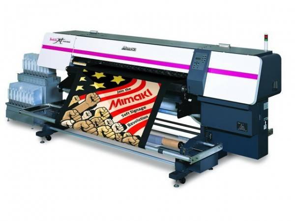 Textile Printers 72 Inch Mimaki Tx400-1800D