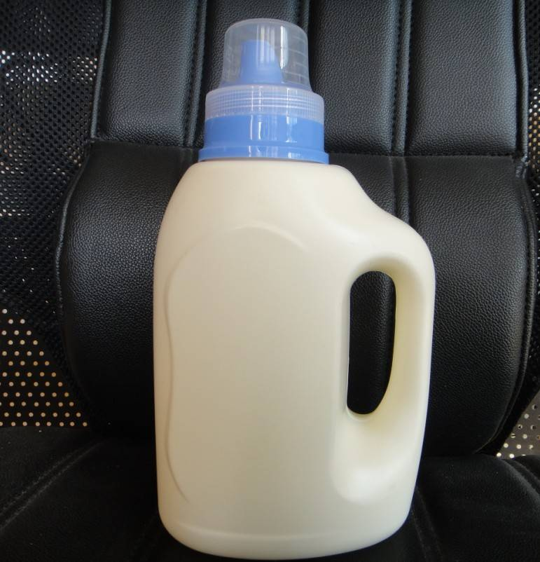 1200ml(40oz) laundry detergent bottles with spout