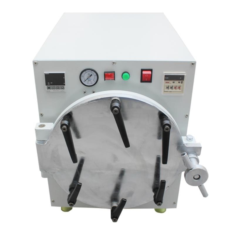 Automation Air Bubble Remove Machine