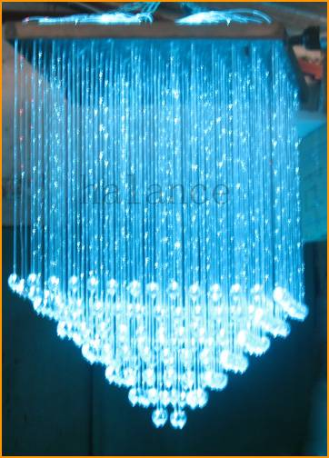Optic Fiber Chandelier OFC-018