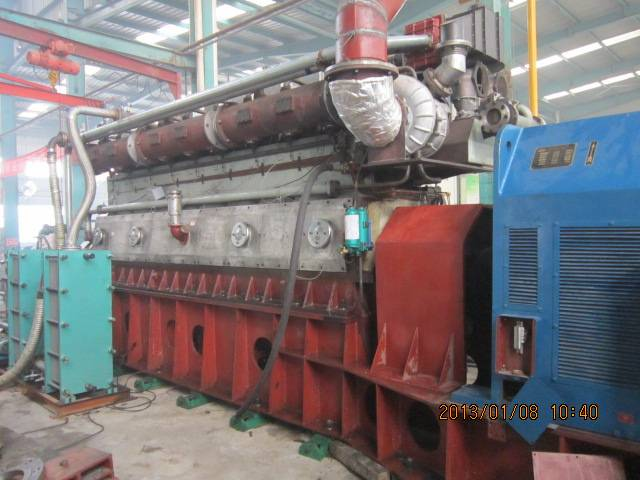 Gas Generator Sets 9300D/M