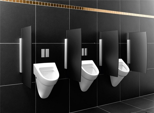 High Density 48 black PVC Foam board for toilet partition/Furniture