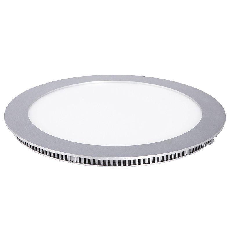 9W 180mm round led panel light