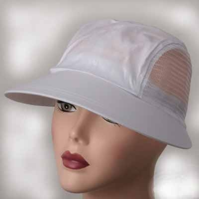 Summer women's caps