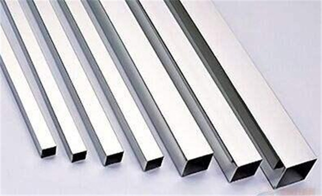 Stainless Square Steel Pipes