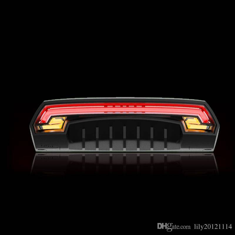 lowest price ,free shipping ,wholesale,X5 Wireless Control and Laser bIKE Tail Light (Remote+Light),