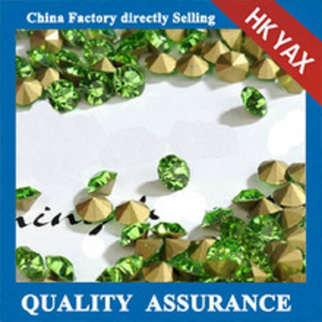 D0928 china factory point back rhinestones chaton; shiny chaton point back rhinestone; amazing chato
